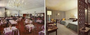 Edgewater Inn, Florence Dining Room and Guest Room, 455 Hegenberger Road, Oakland, California